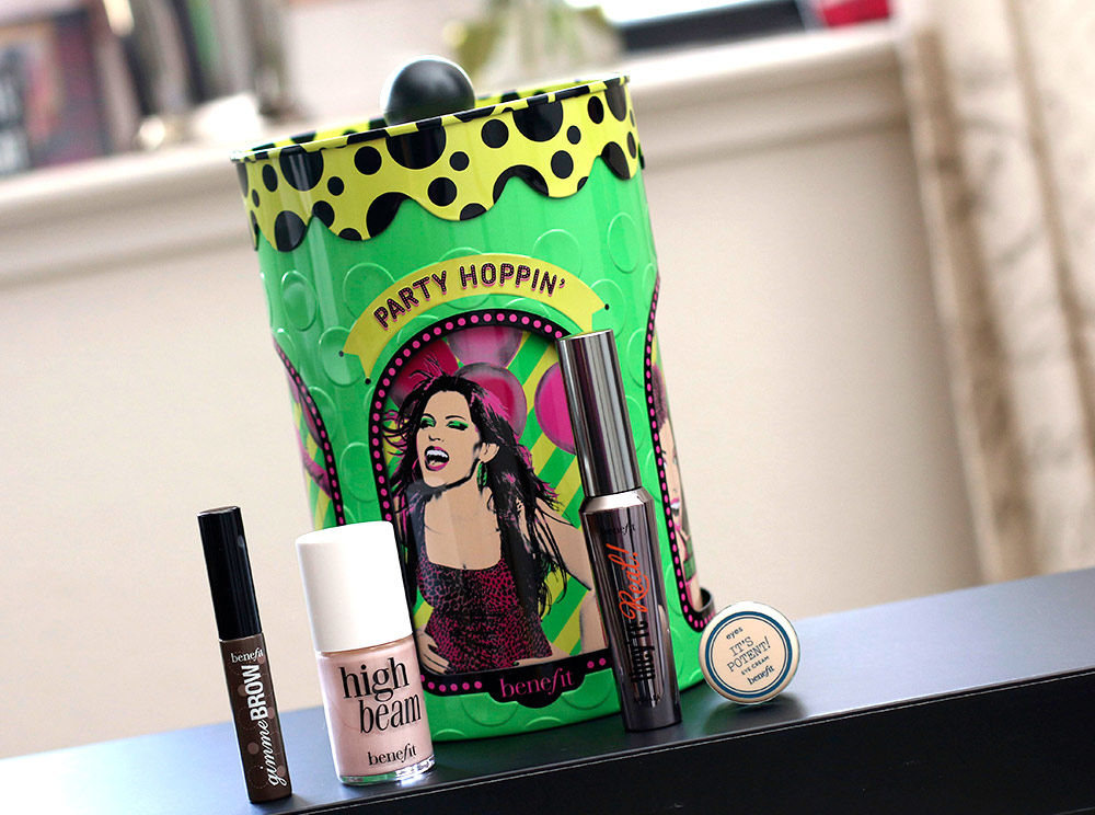 benefit holiday 2015 party hoppin