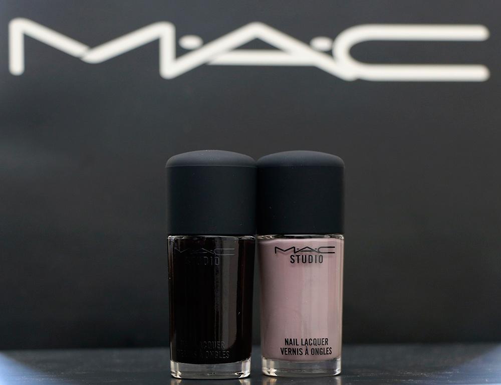mac macnificent me nail lacquer blog this