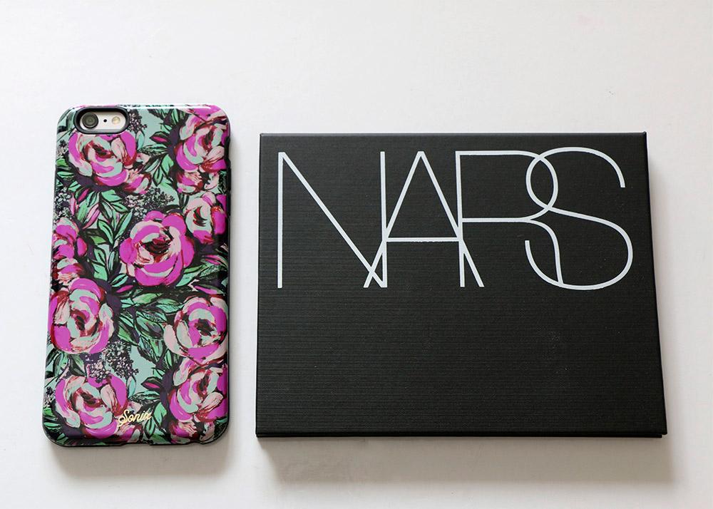 nars small pro palette