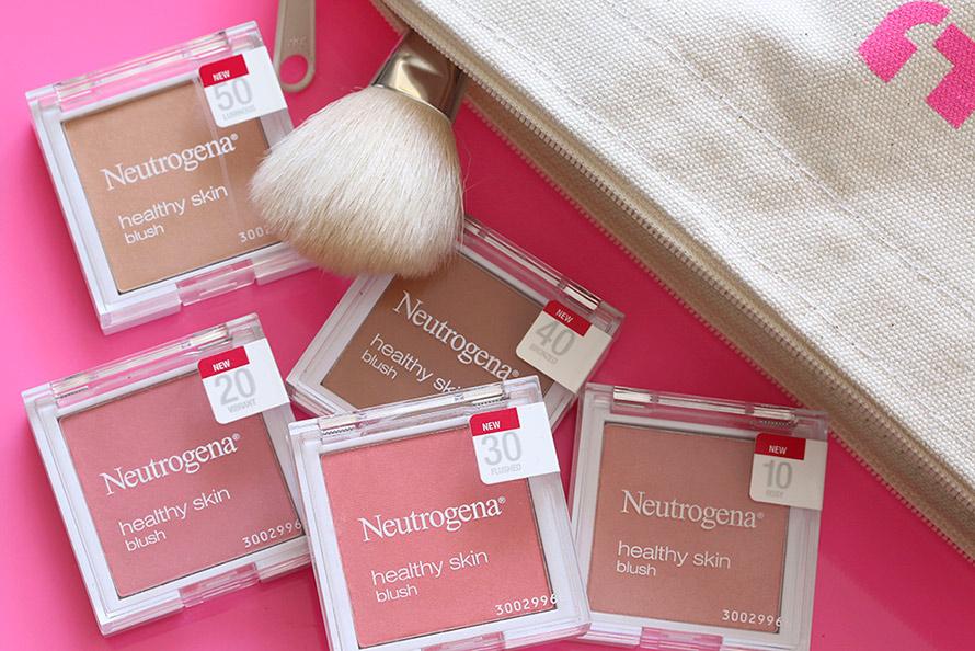 neutrogena healthy skin blush 890