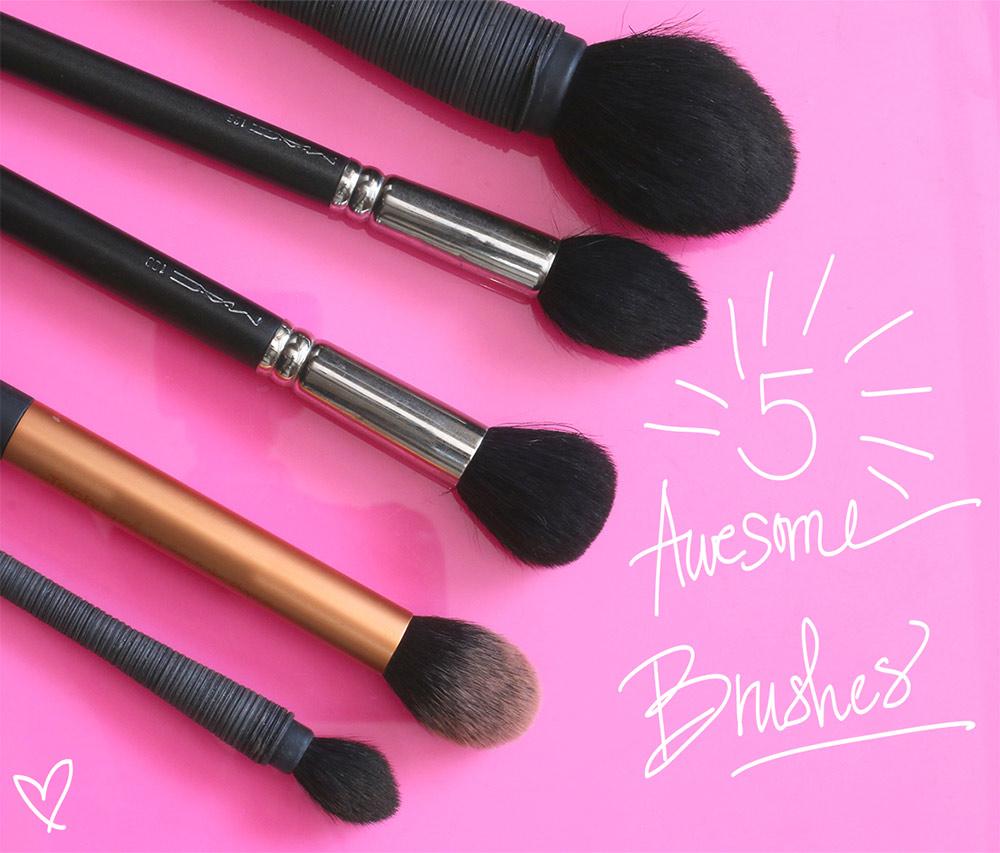 5 awesome brushes
