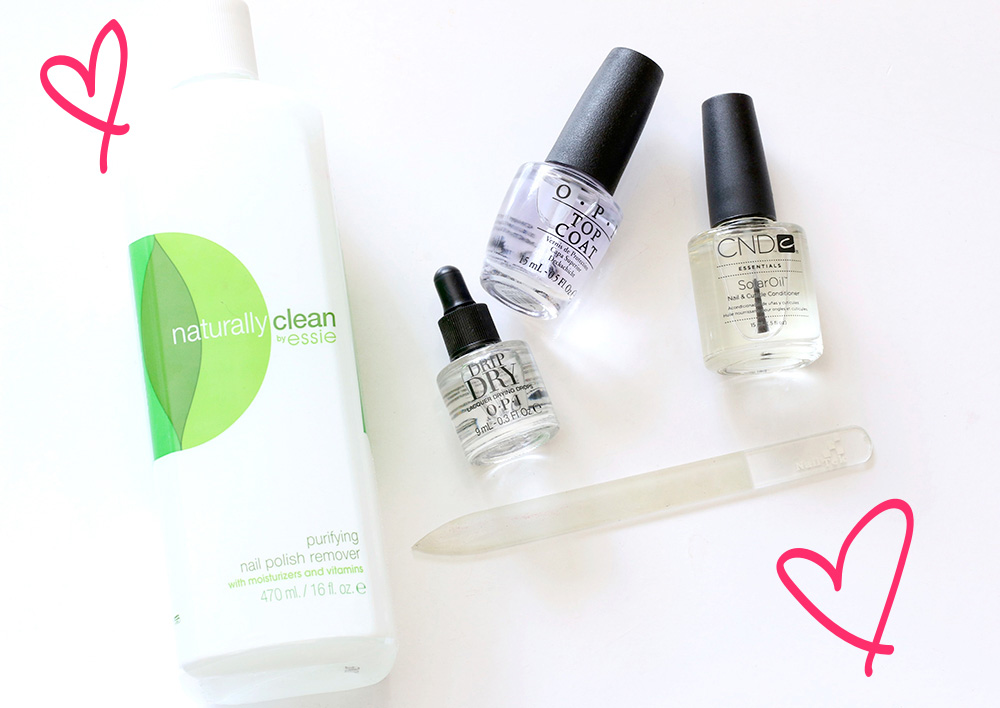 5 nail products lacquer lovers