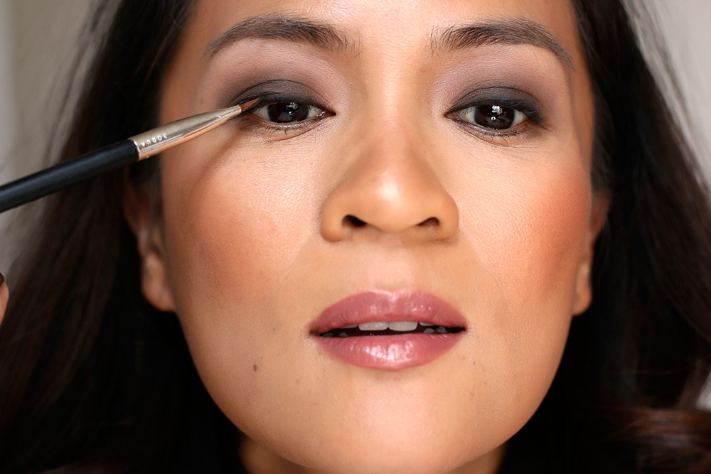 9 liner eyeshadow to soften