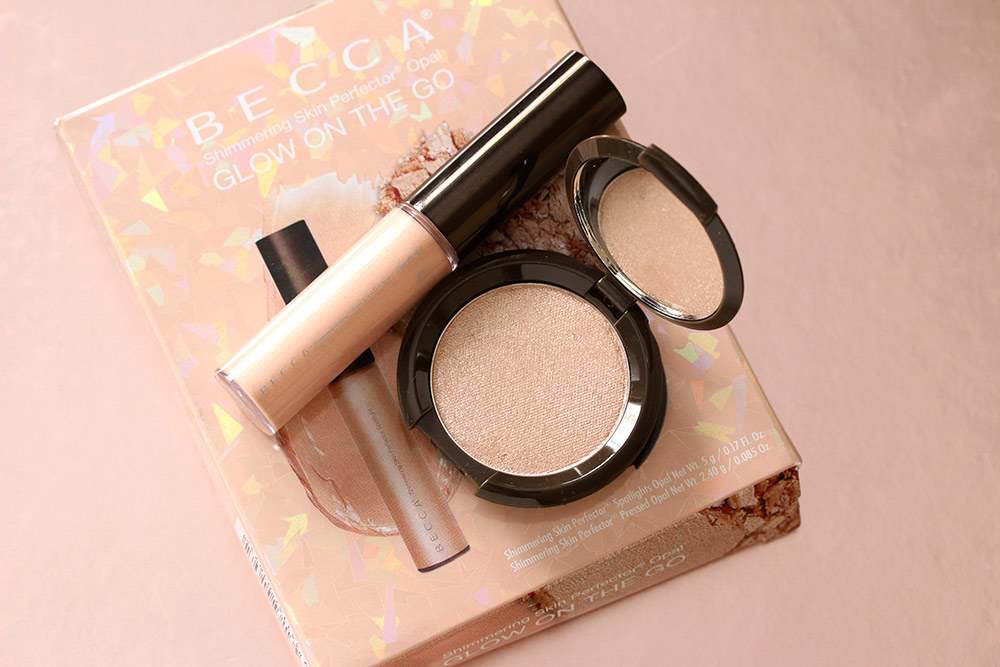 becca holdiday 2015 opal glow