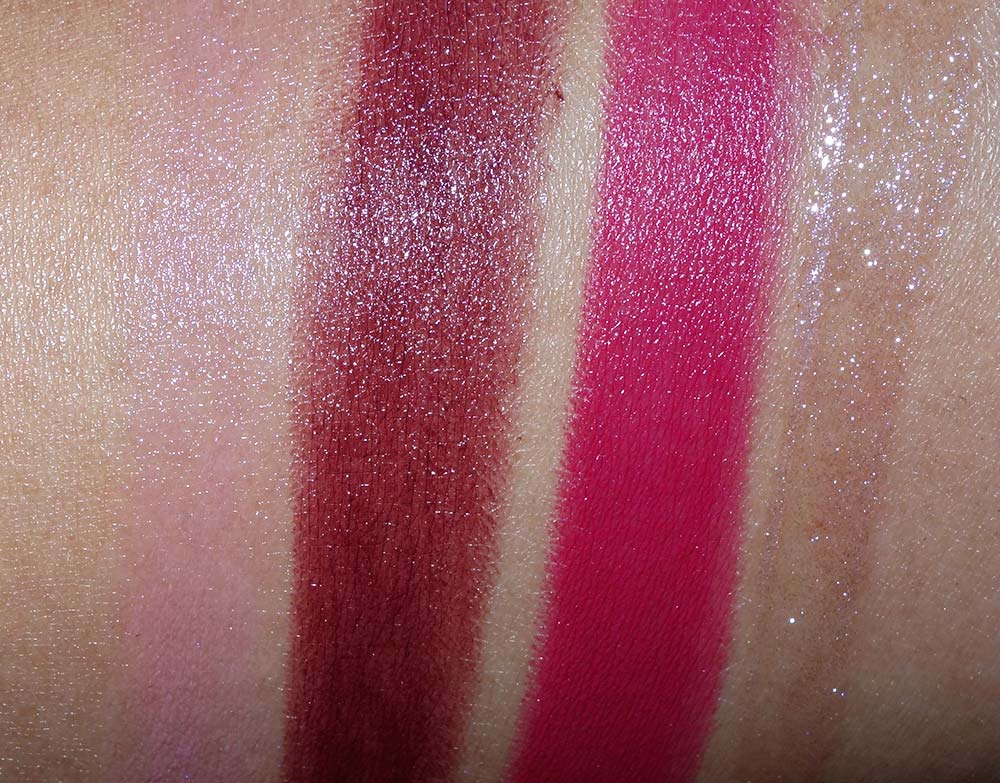 chanel holiday 2015 swatches lipsticks