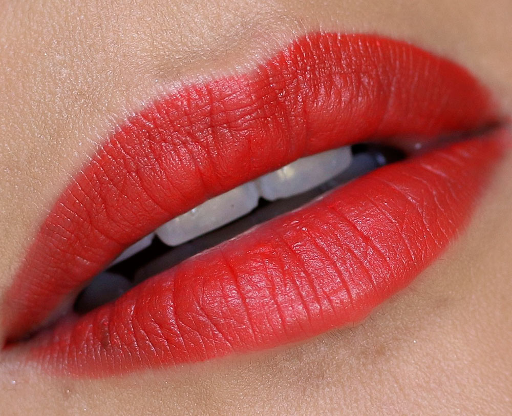 mac enchanted eve coral lady danger