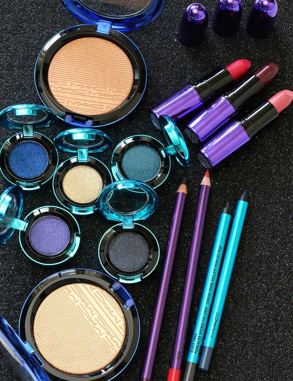 Mac Holiday 2015 Magic Of The Night Color Collection And Gift Sets Makeup And Beauty Blog