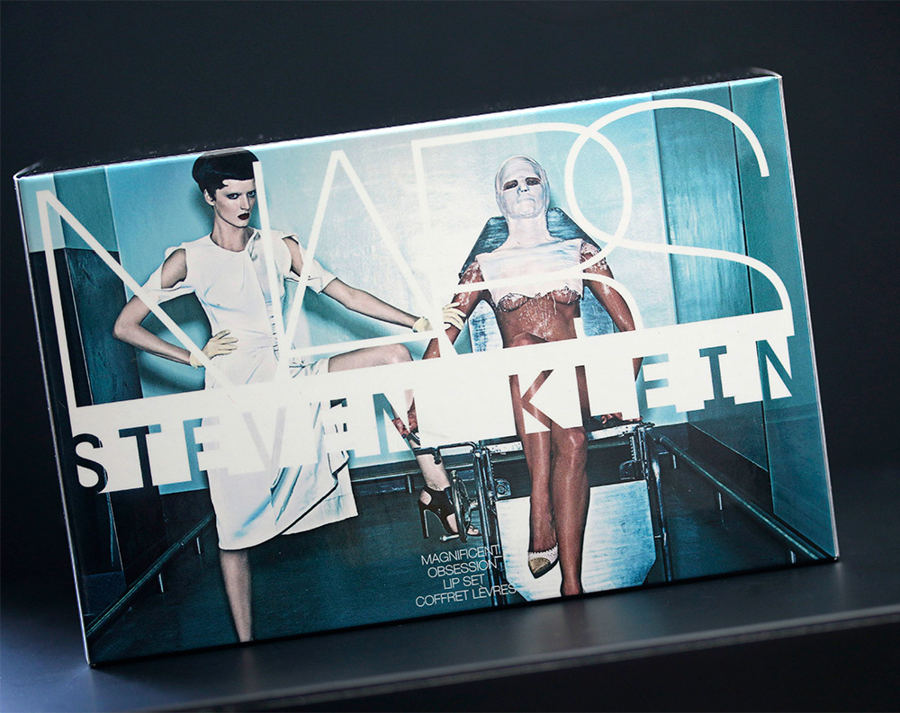 nars steven klein magnificent obsession