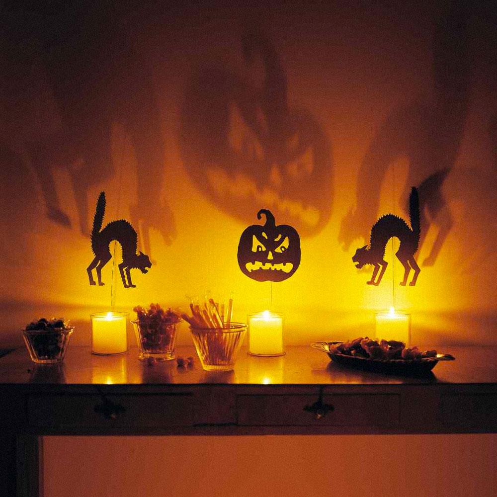Shocking silhouettes, marthastewart.com