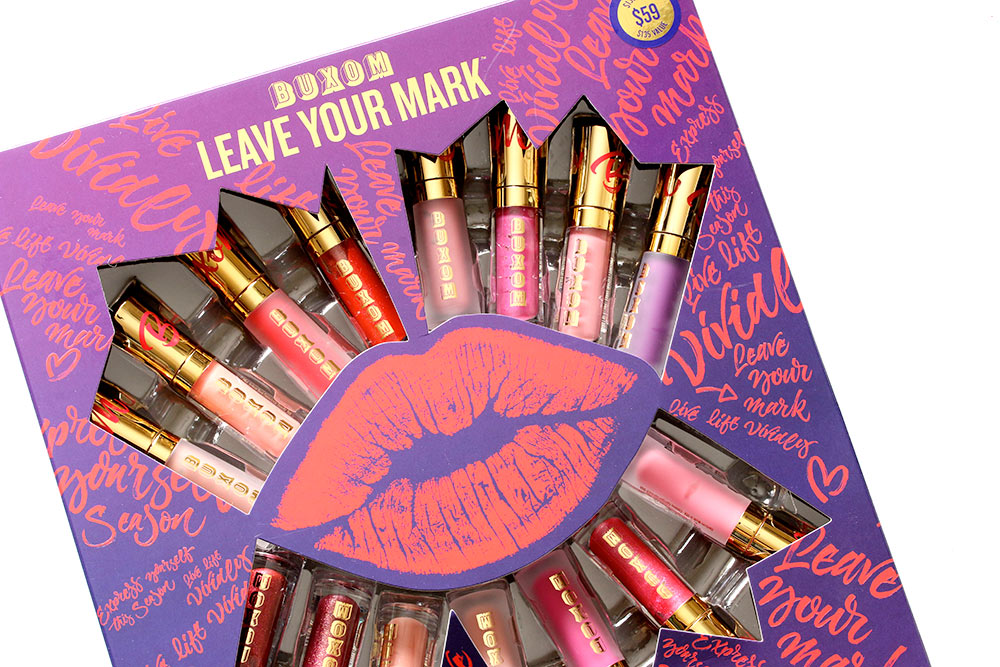 buxom leave your mark kit