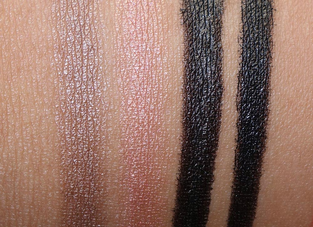 Eyeko Me and My Shadow Liners in Quartz and Taupe