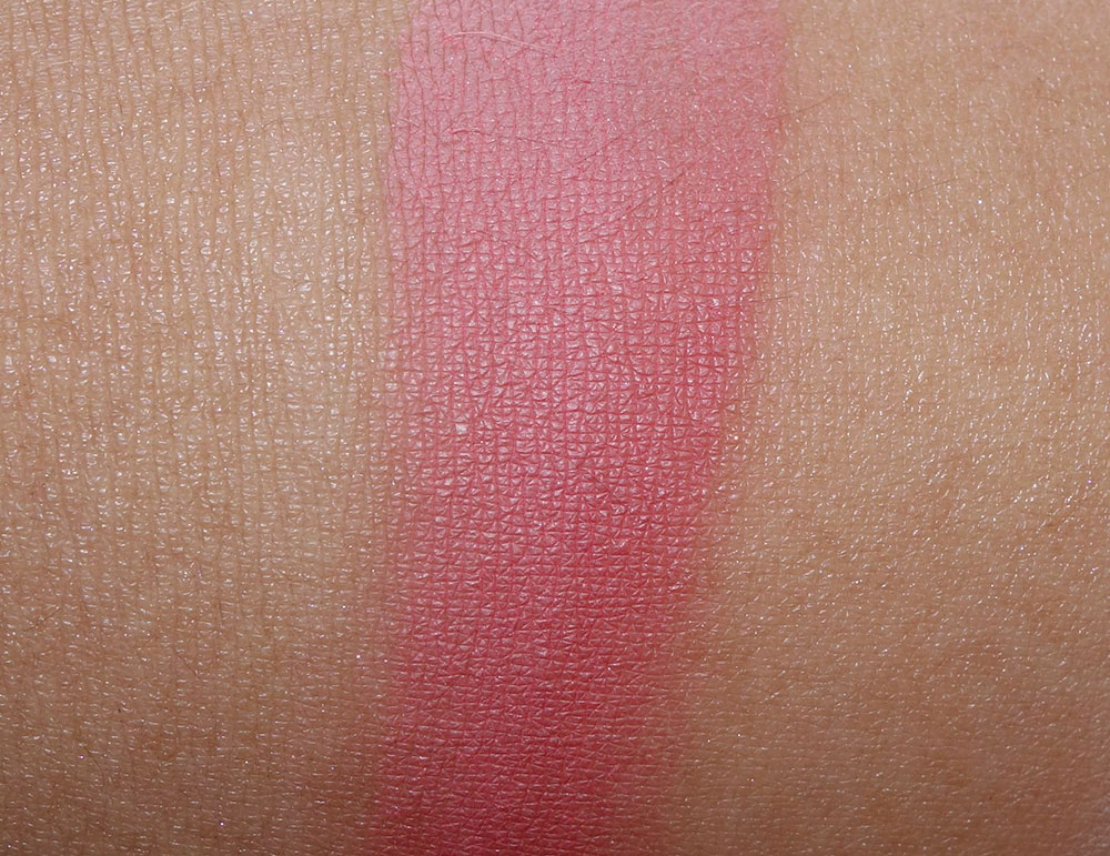 mac fleur power swatch