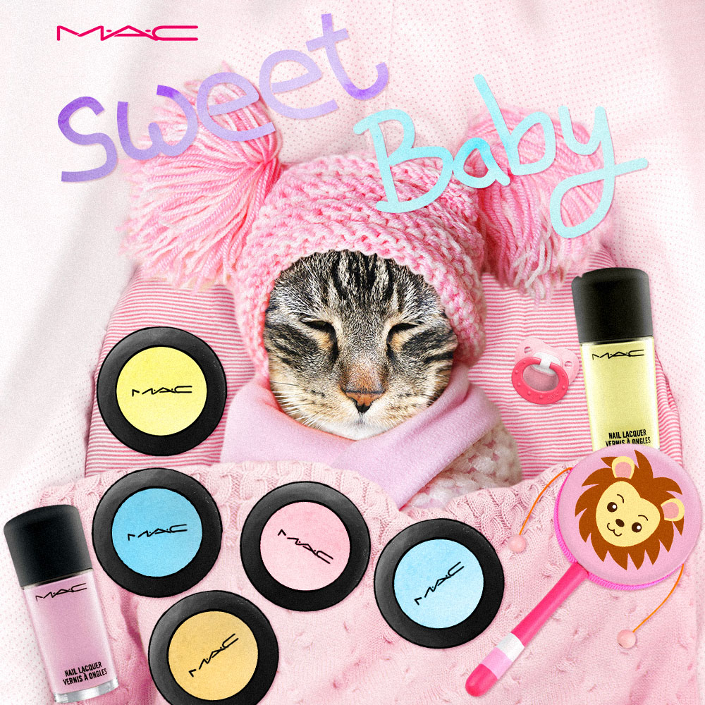 MAC Sweet Baby Collection
