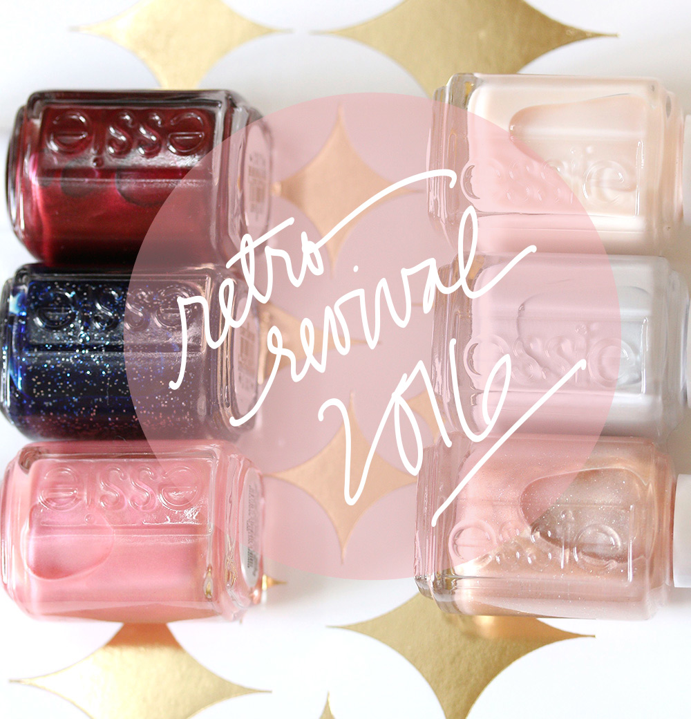 essie retro revival 2016 collection