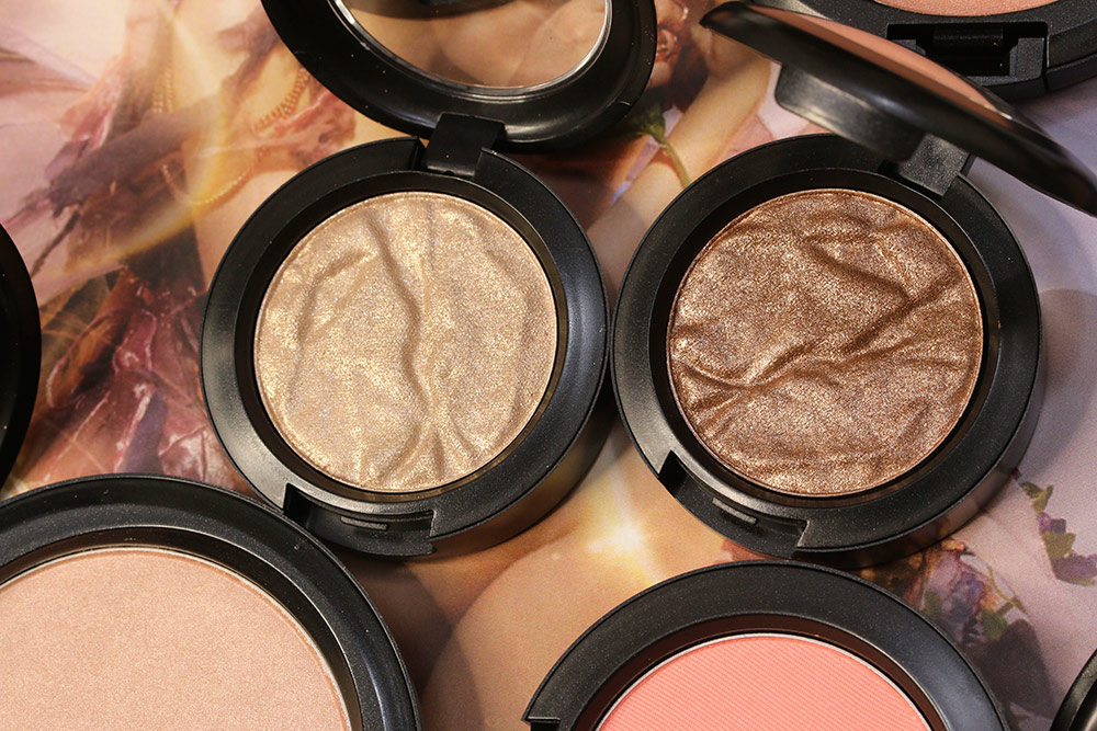 mac faerie whispers collection foiled eyeshadows 2