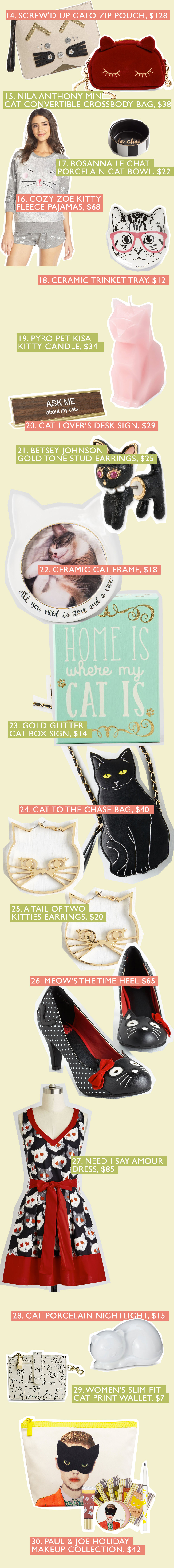 A Cat Lady Christmas Gift Guide