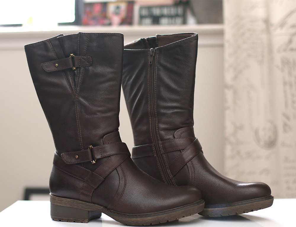 bare traps harly boot 1000
