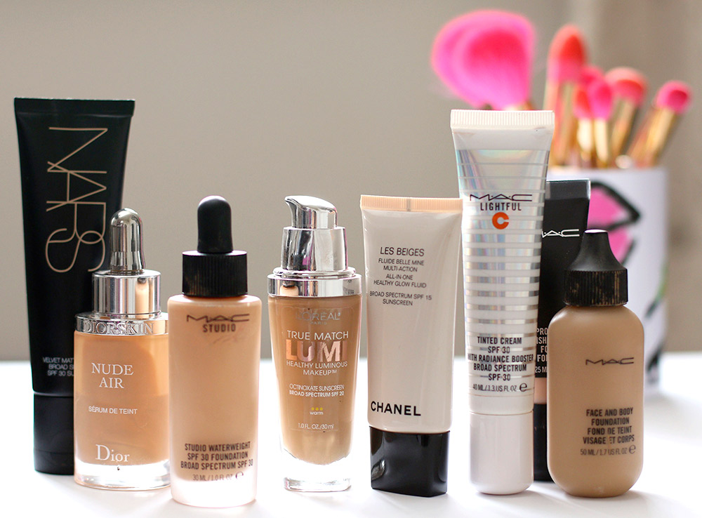 current and past foundation loves