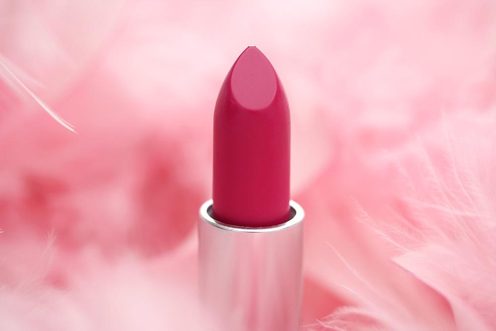 mac flocking be silly lipstick