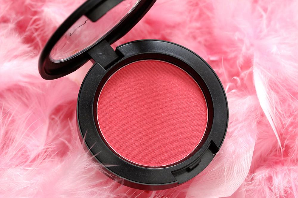 mac oh my blush