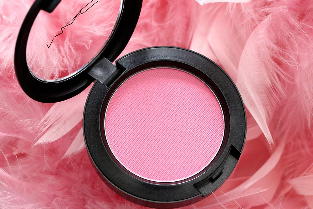 mac pink swoon blush