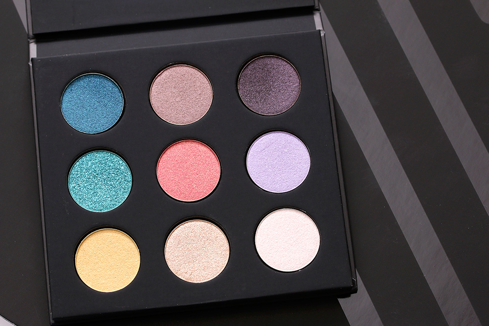 make up for ever artist palette vol 3 florals 2