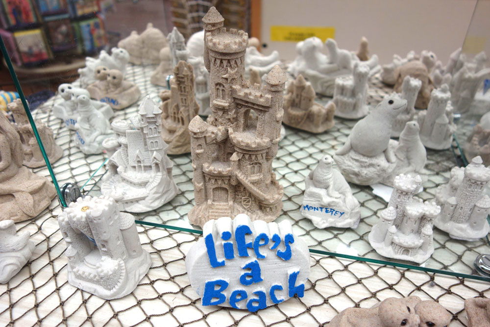 I used to have a sand castle just like this when I was a kid (except it was purple)
