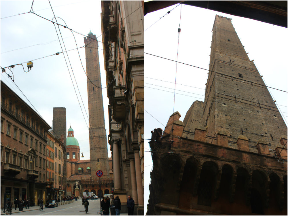Bologna Asinelli Tower