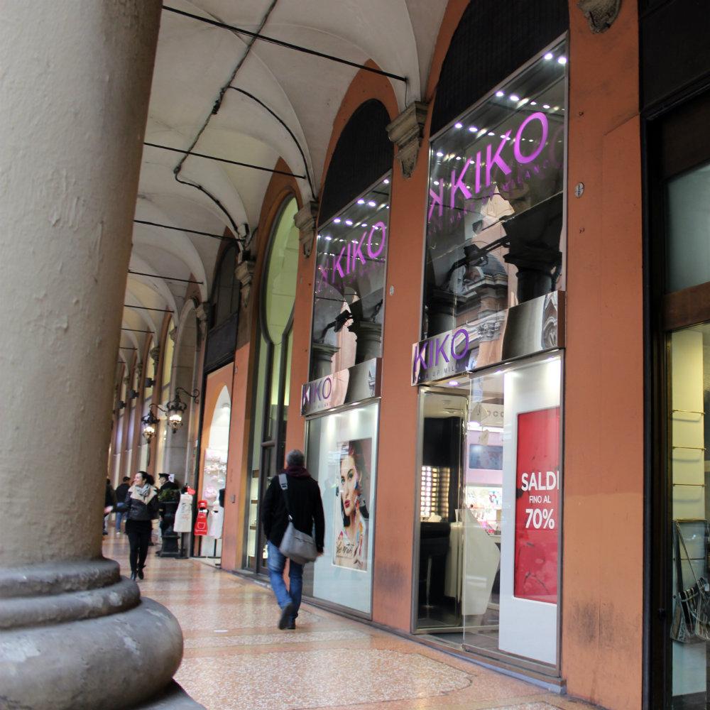KIKO Store Bologna Italy