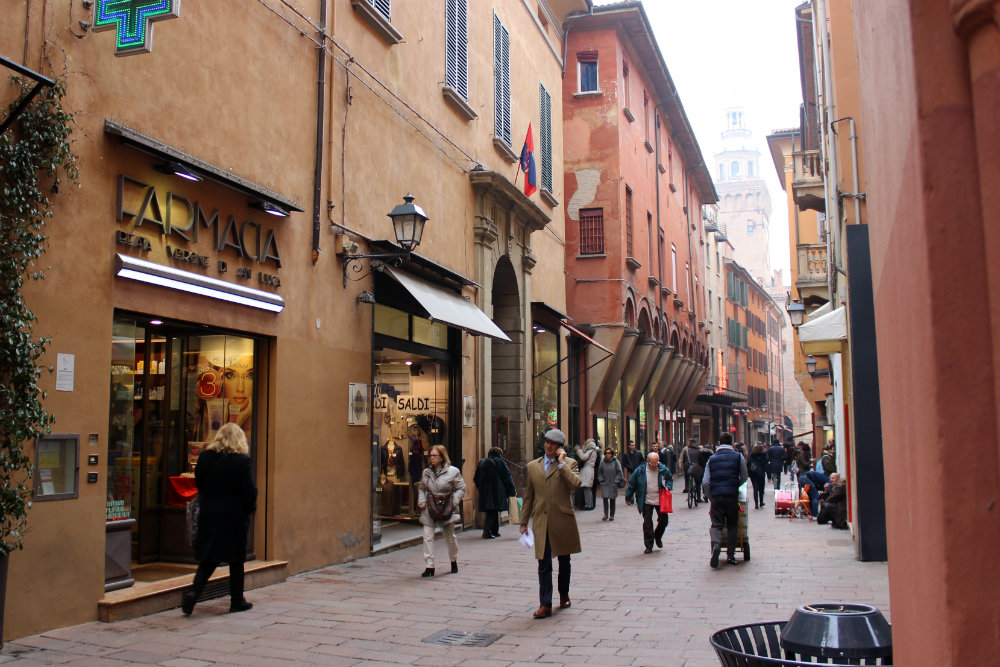 Italian Drugstore Bologna