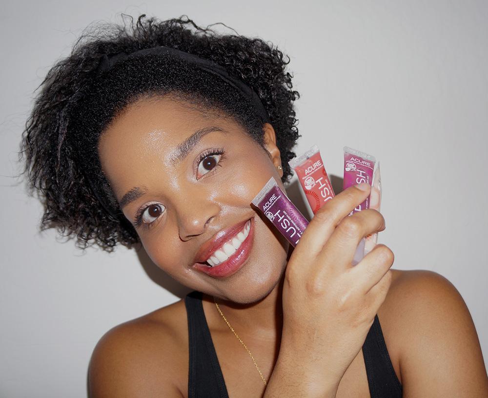 acure organics lip lush