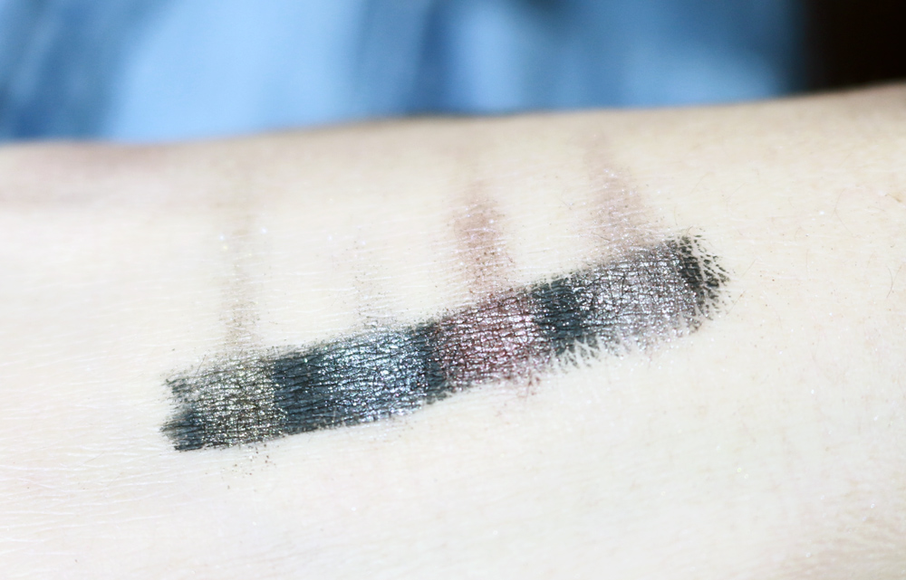 laura mercier paris in the rain palette swatches