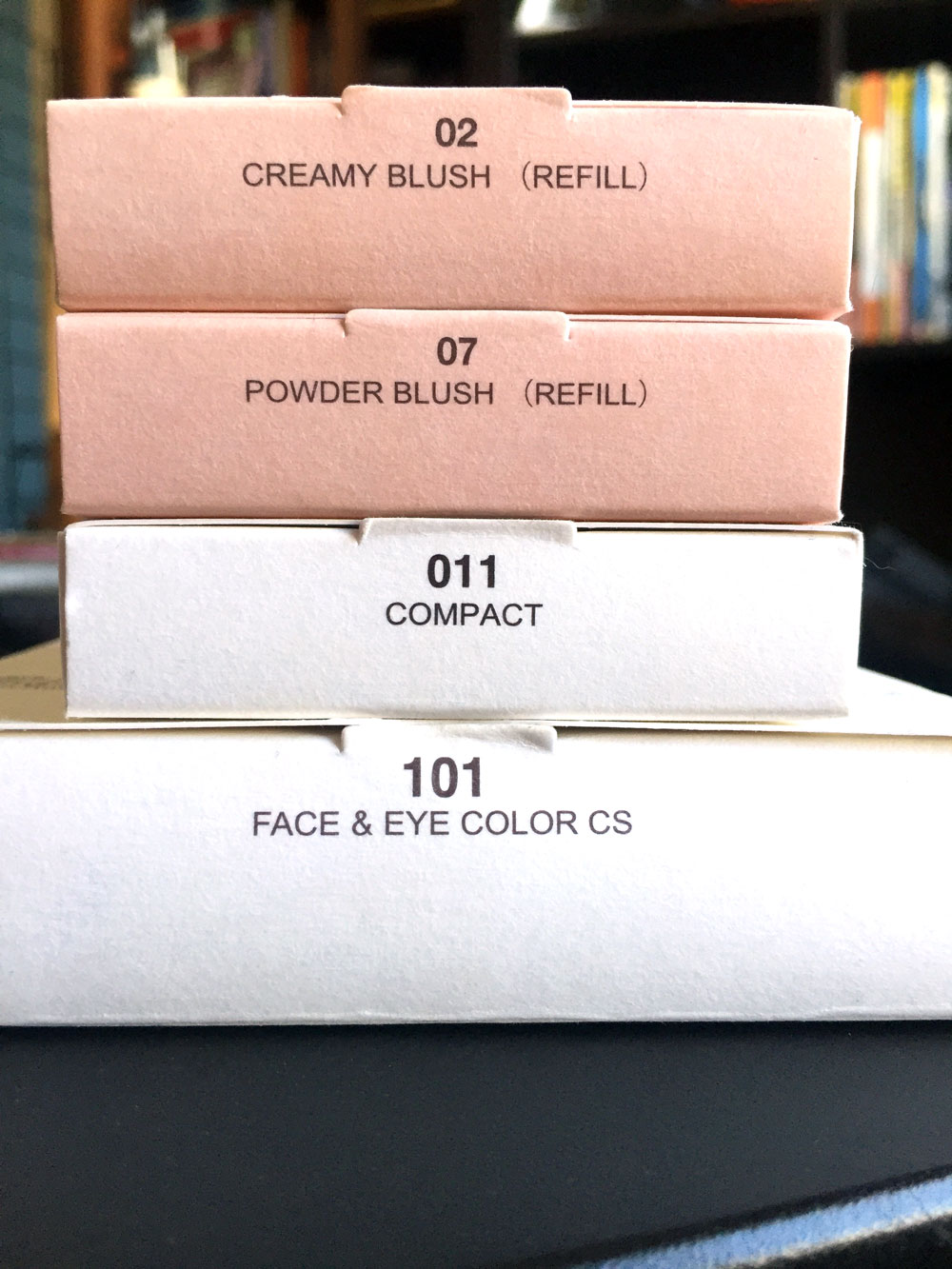 Paul & Joe Spring 2016 Creamy Blush and Powder Blush