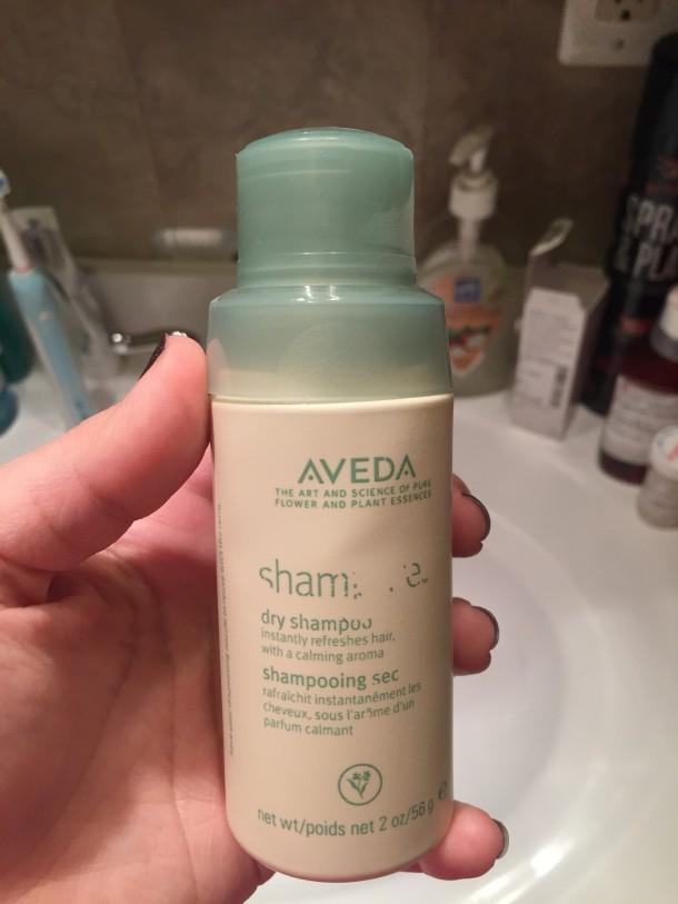 dry shampoo, aveda, shampure,