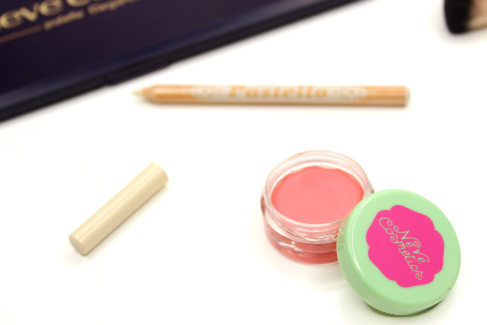 Neve Cosmetics Blush Garden Tuesday Rose cream blush