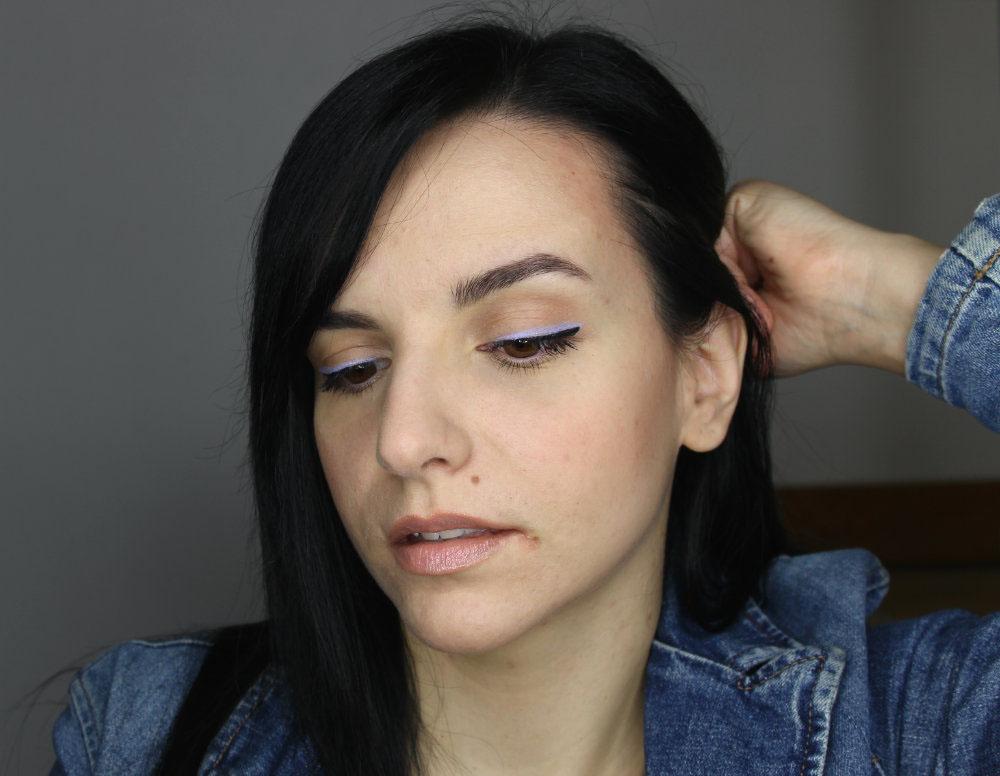 Deborah 24ORE Color Mat Eyeliner in 09 Lavender