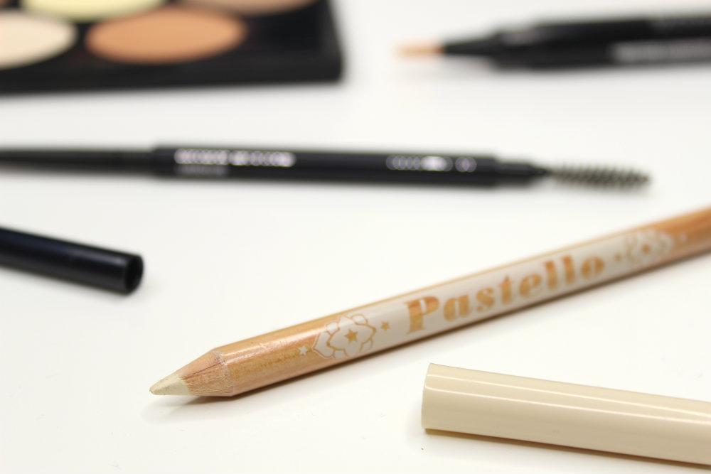 Neve Cosmetics Pastello Occhi Eyeliner Avorio Beige