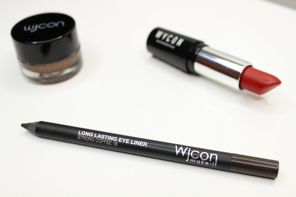 WYCON Long-Lasting Eyeliner in 16 Strong Coffee