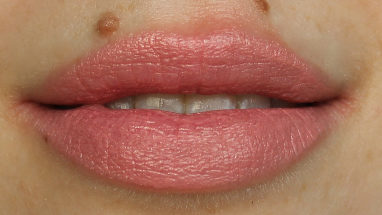 Lasting Finish Lipstick by Kate in #41 a pink nude