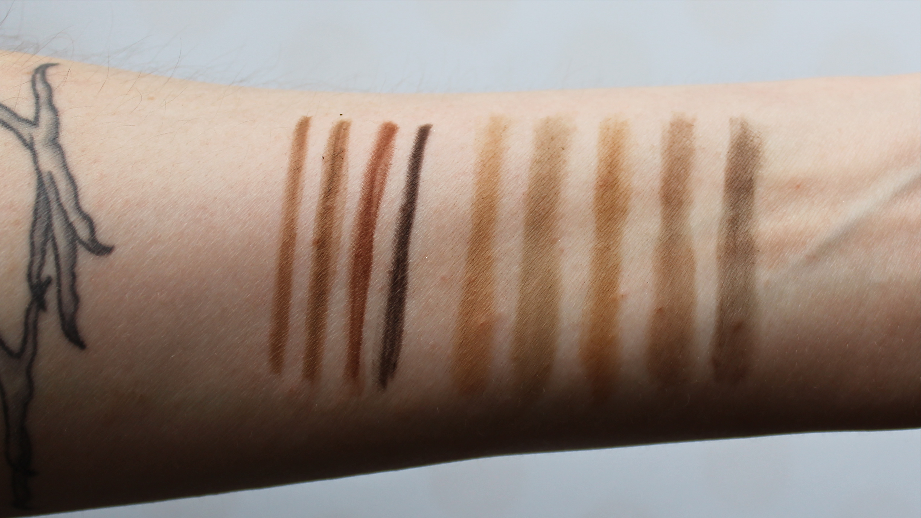A High Brow Collection Mac Brows Are It Makeup And Beauty Blog