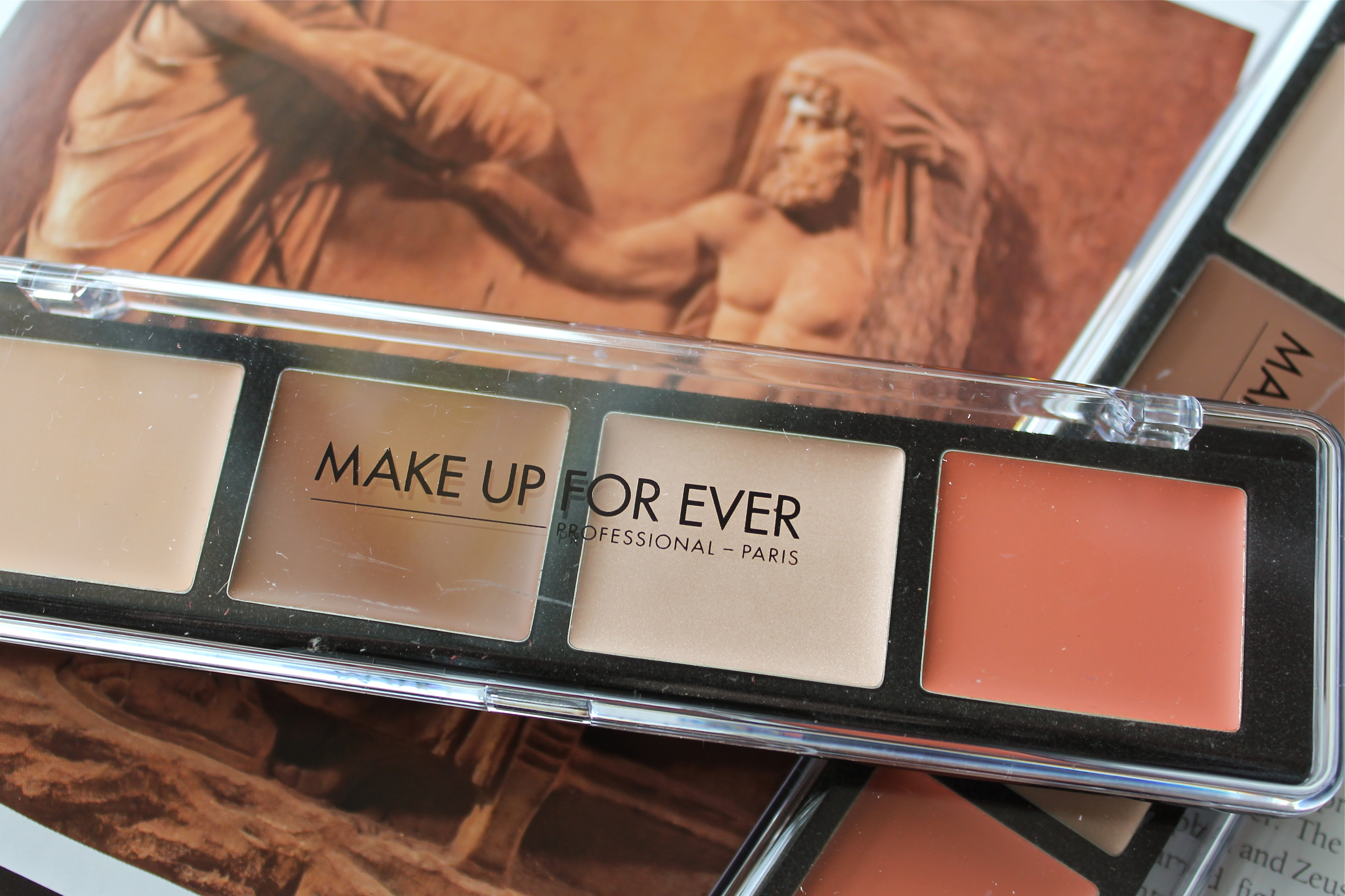 Makeup Forever Pro Sculpting Collection