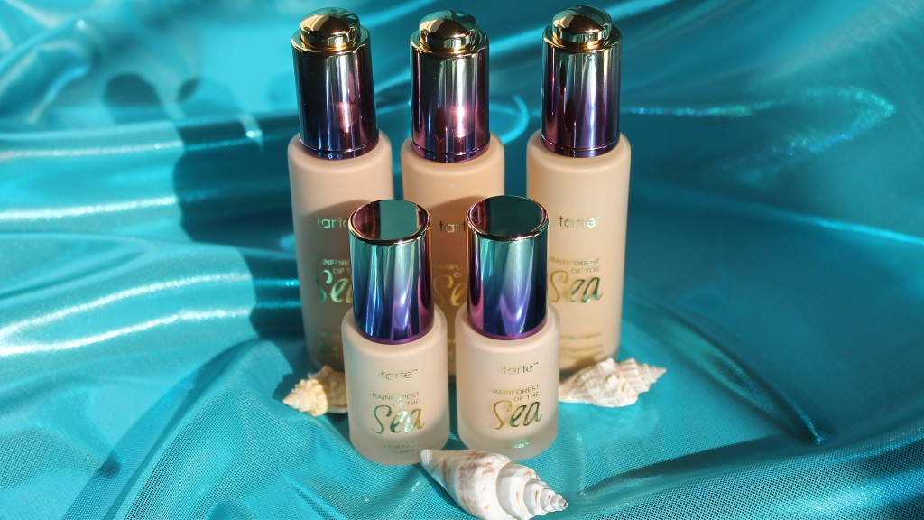 Tarte Rainforest of the Sea