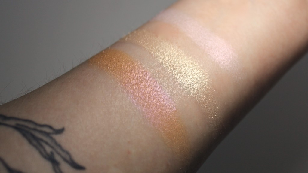 Urban Decay Afterglow Highlighters