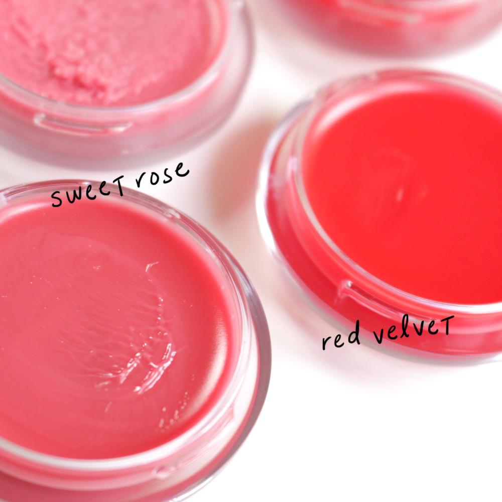 Clinique Sweet Pots Red Velvet Sweet Rose