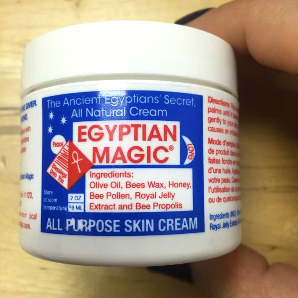 egyptian magic, skin cream, acne treatment, spot treatment