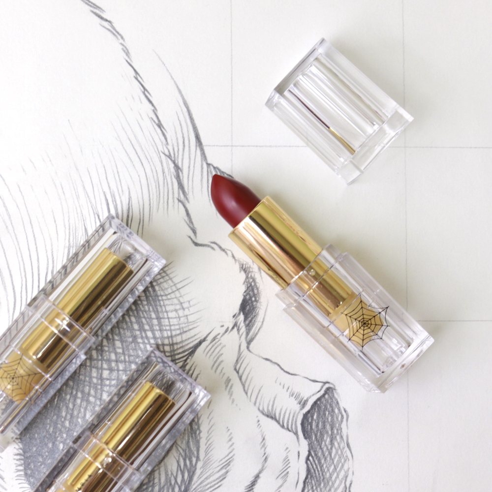 MAC Charlotte Olympia Collection Spring 2016 Lipsticks