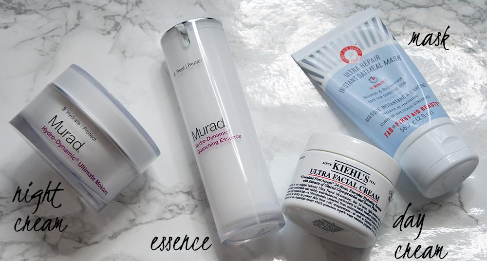 moisturizing products