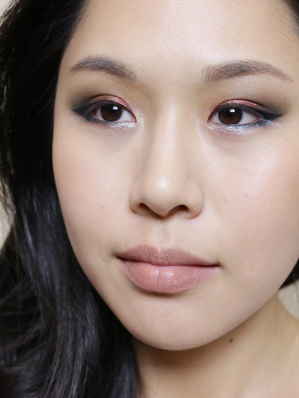 natasha denona 28 eye palette purple blue