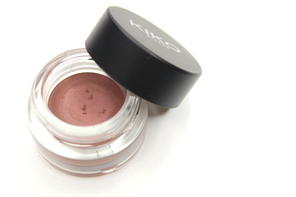 KIKO Cream Crush Lasting Colour Eyeshadow 03 Mat Light Mahogany
