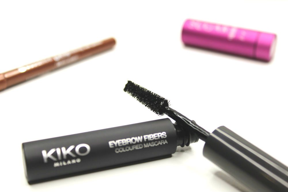KIKO Eyebrow Fibers Coloured Mascara